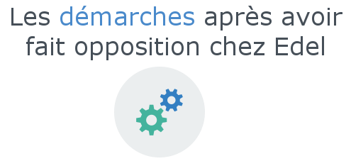 demarche opposition edel