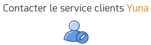contact service clients yuna
