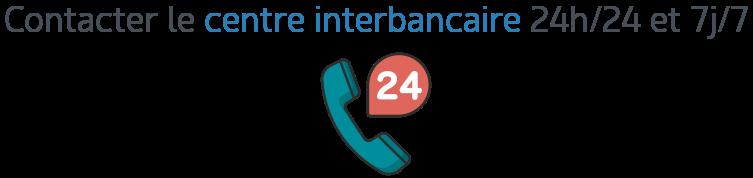 contacter centre interbancaire