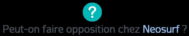 opposition carte neosurf
