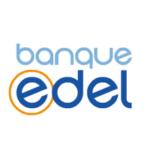 Logo de la banque Edel