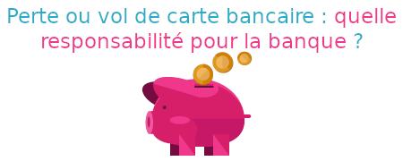 perte vol carte banque