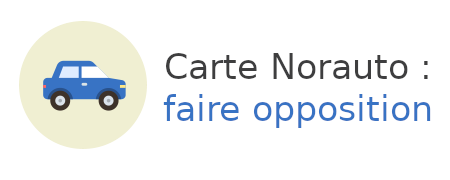 carte norauto opposition