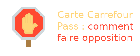 carrefour pass opposition