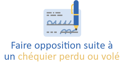 faire opposition chéquier