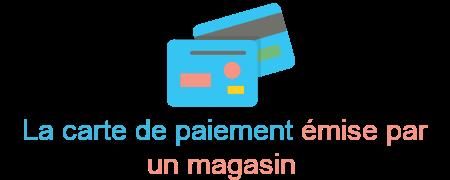 carte paiement magasin