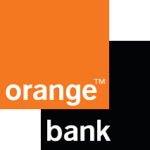 Logo orange bank